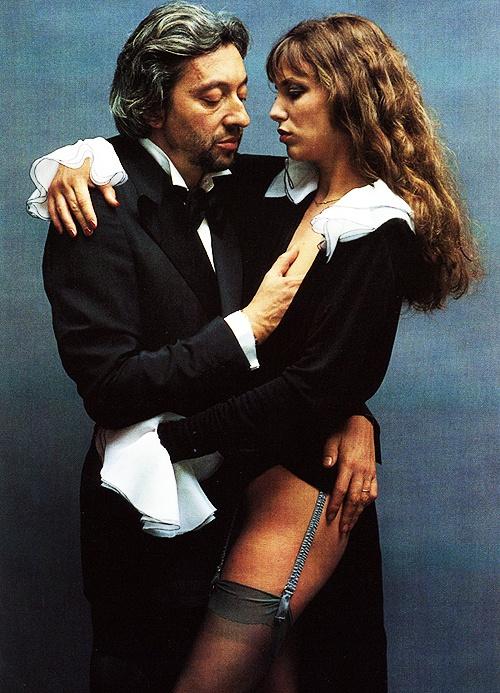 セルジュ・ゲンスブールの写真です