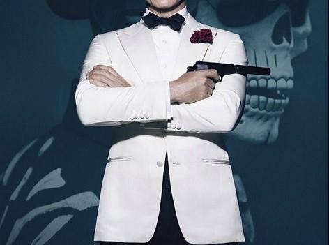 007 タキシード結婚式
