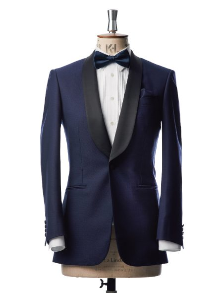 SINGLE NAVY TEX TUXEDO
