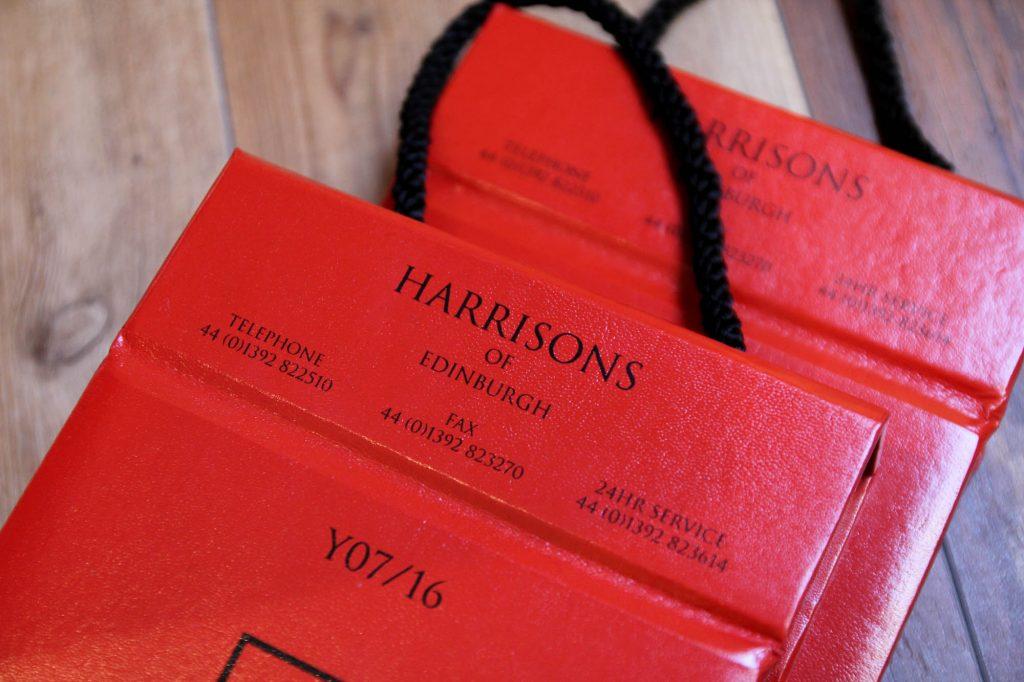 ハリソンズオブエジンバラ  Harrisons of Edinburgh  THE GENTS タキシード 生地