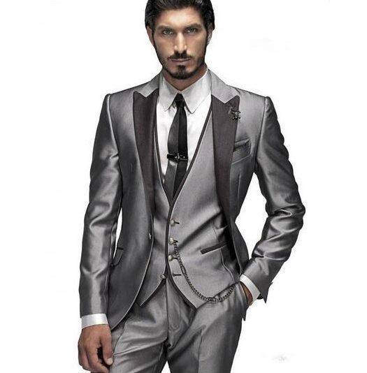 2016-Custom-Made-Groom-Tuxedo-font-b-Silver-b-font-font-b-Suit-b-font-Peaked